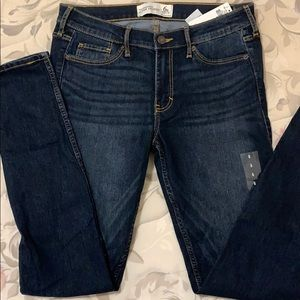 Supper skinny Abercrombie & Fitch jeans